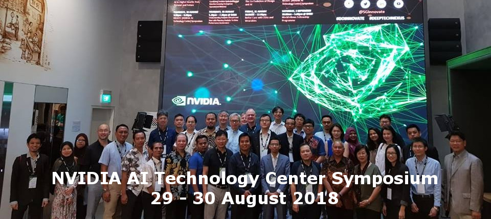NVIDIA AI Technology Center (NVAITC) Symposium