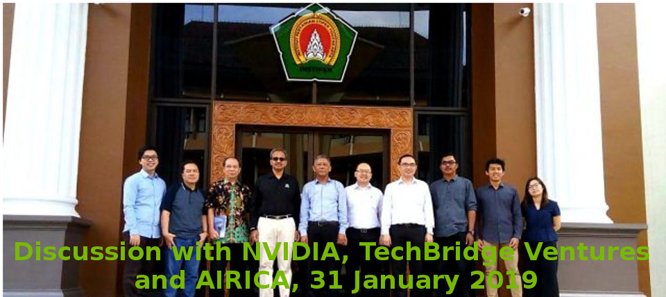 Discussion with NVIDIA, TechBridge Ventures and AIRICA