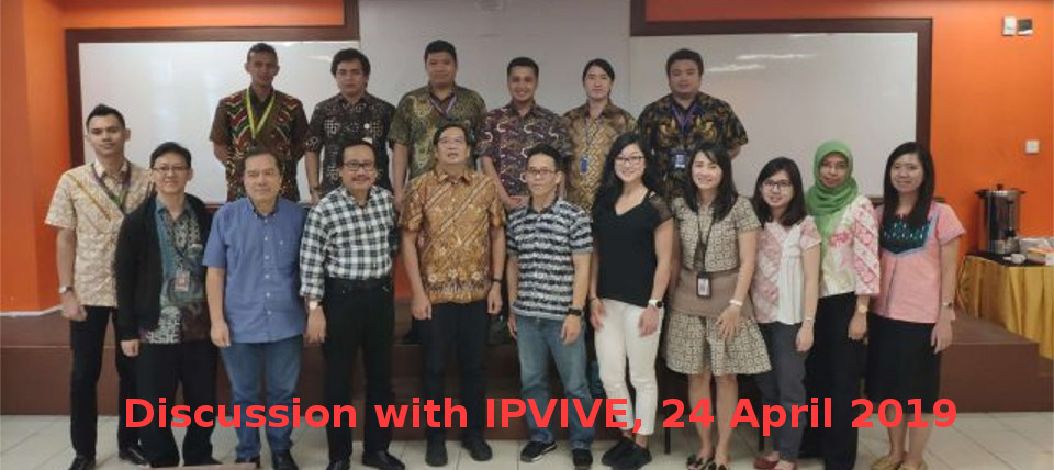 Discussion with IPVIVE