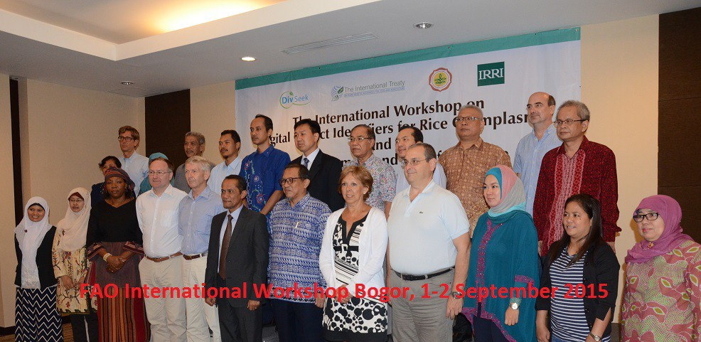 FAO International Workshop