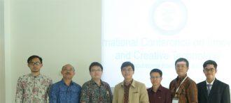 Visit to Indonesian Cereals Research Institute (ICERI)