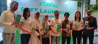 DNAku Soft Launching