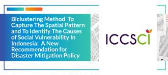 Biclustering Method  To Capture The Spatial Pattern and To Identify The Causes of Social Vulnerability In Indonesia:  A New Recommendation for Disaster Mitigation Policy