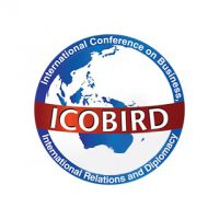 The 9th International Conference on Business, International Relations, and Diplomacy