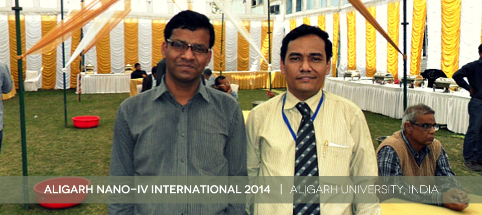ALIGARH NANO-IV International 2014