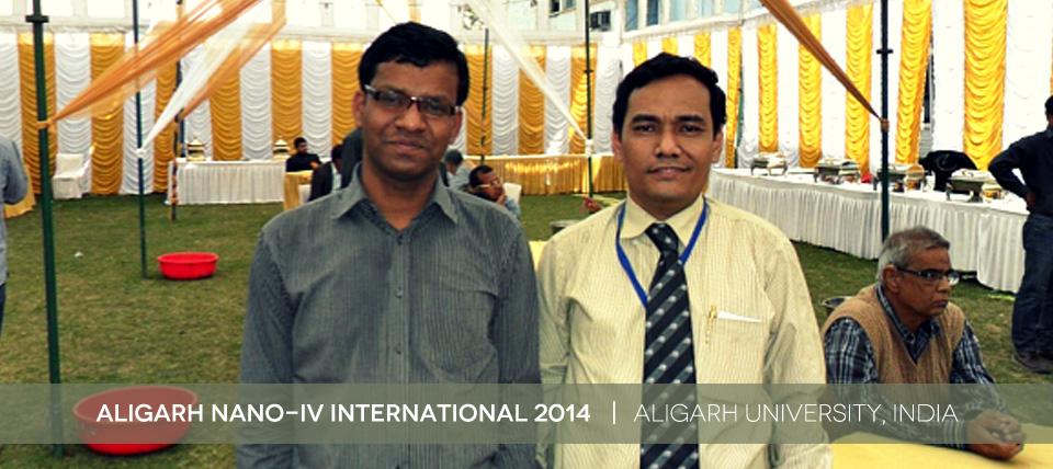 ALIGARH NANO-IV International 2014