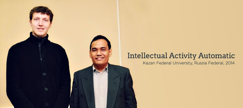Visiting Professor in Kazan Federal University