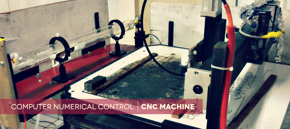 Homemade CNC Machine