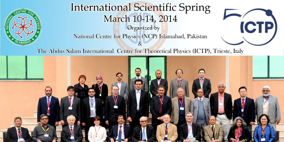 International Scientific Spring
