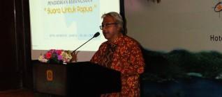 Kata Sambutan dari Perwakilan Universitas Bina Nusantara Prof. Bachtiar S. Abbas